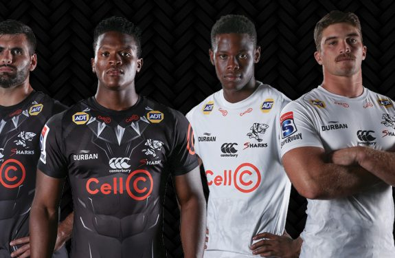 camisetas rugby Sharks replicas