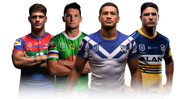 Comentario: NRL 2020 local jersey ranking 6-10