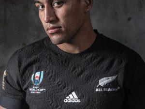 Camiseta Nueva Zelandia All Black Rugby RWC2019 Local