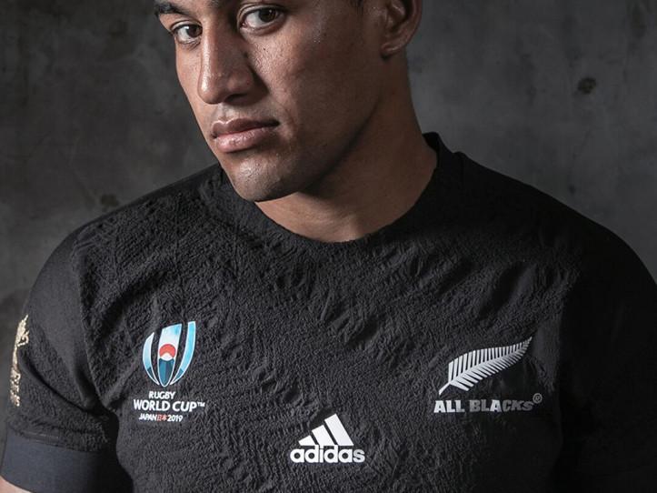 Nueva Zelanda All Blacks Rugby World Cup 2019 Adidas Local y camisetas alternativas