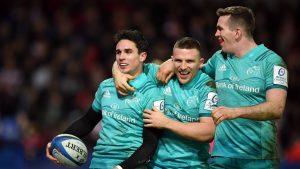 comprar camisetas rugby Munster