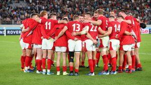 Wayne Pivac nombra a su primer equipo de Gales