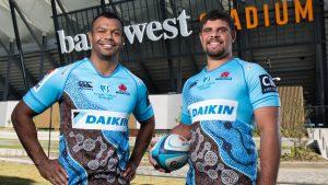 camisetas rugby NSW Waratahs