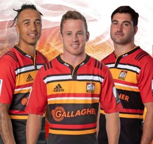 camisetas rugby Chiefs