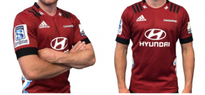 camisetas rugby Crusaders