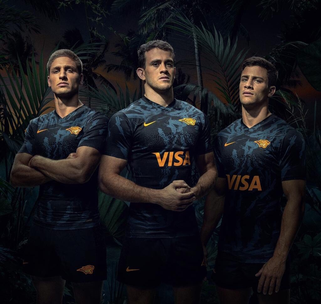 Jaguares reveal Super Rugby 2020 jerseys