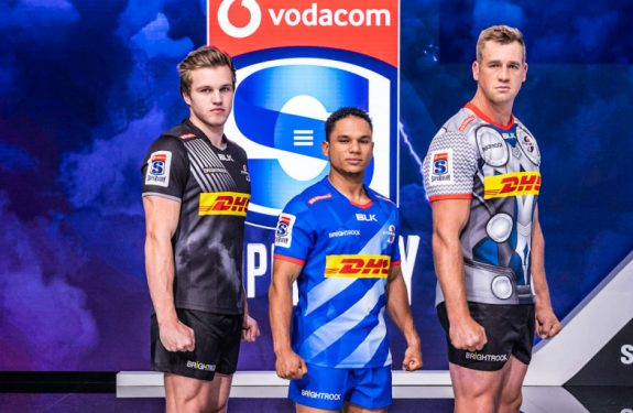 camisetas rugby Stormers replicas
