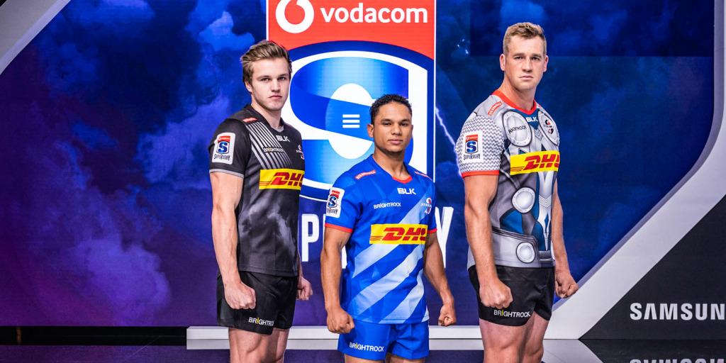 DHL Stormers presenta la camiseta 2020 Super Rugby