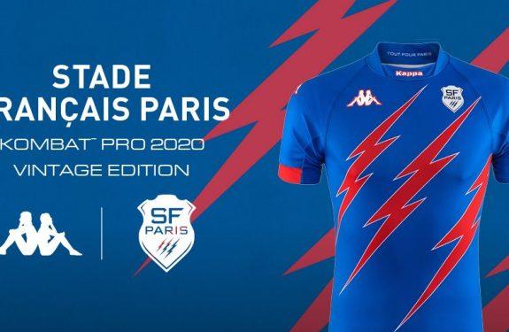 camisetas rugby Stade Francais