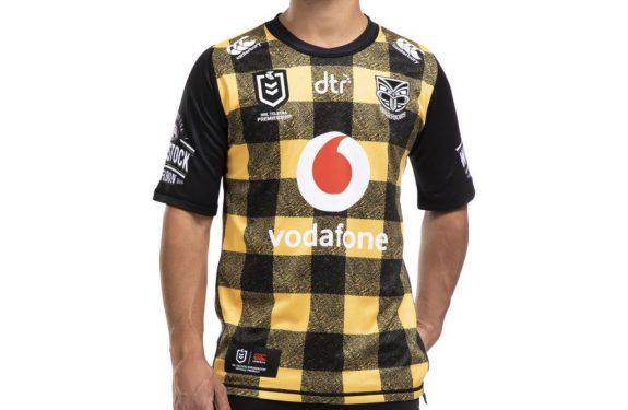 """Guerreros de Nueva Zelanda anuncian """"peor jersey"""""""