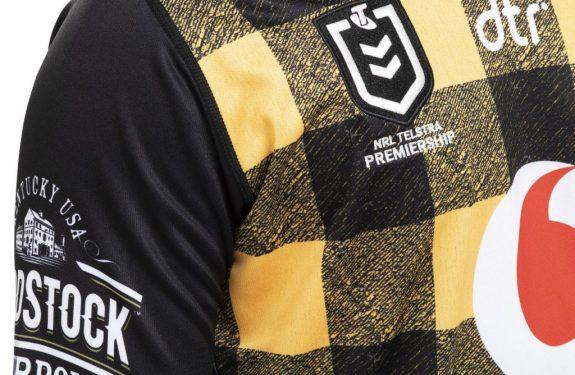 camisetas rugby Nueva Zelandia Warriors replicas