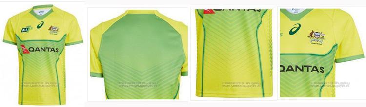 comprar camisetas rugby Australia