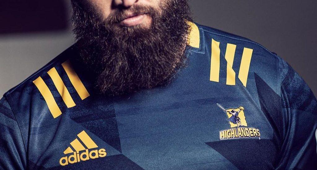 Camisetas rugby Highlanders