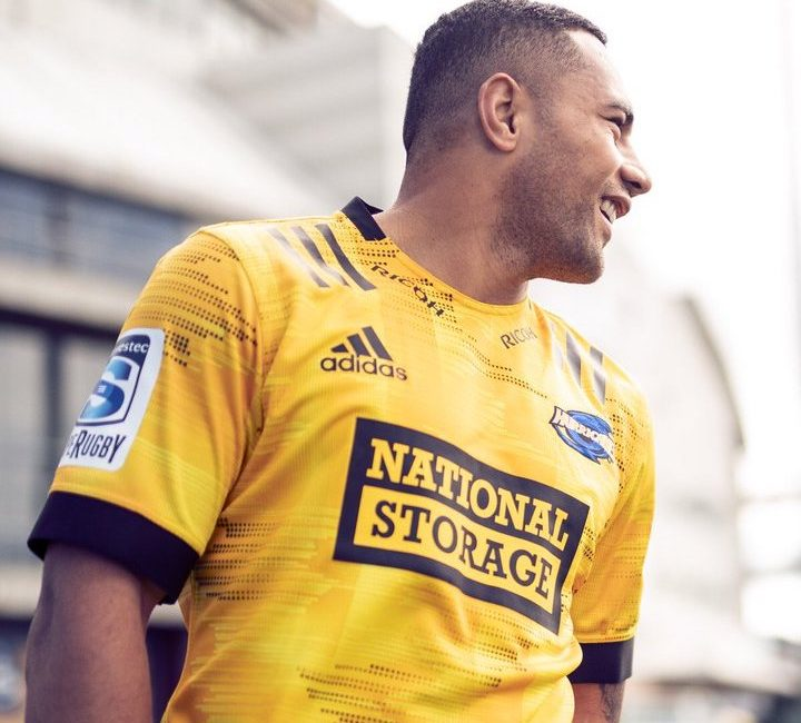 Camisetas de rugby Hurricanes replicas