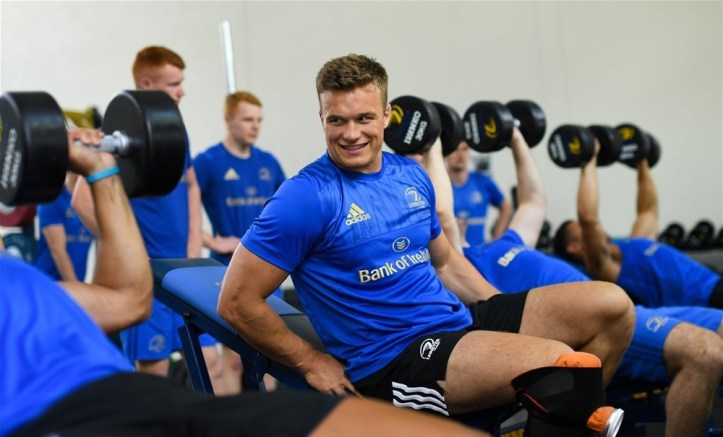 Paquete de entrenamiento adidas 2018 para Leinster