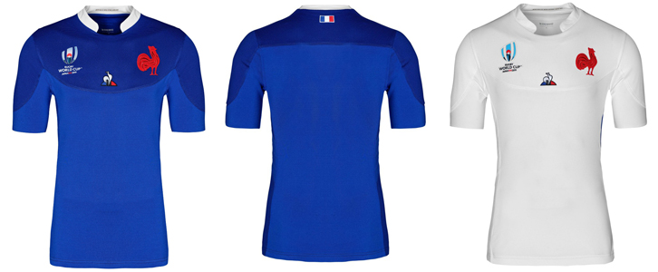 Resumen: camiseta rugby Francia 2019 (kit)