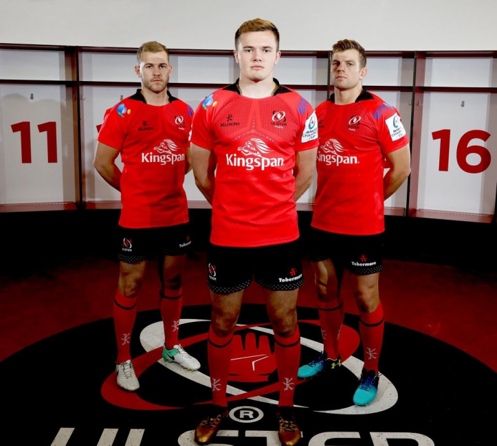 camiseta rugby Ulster 2019