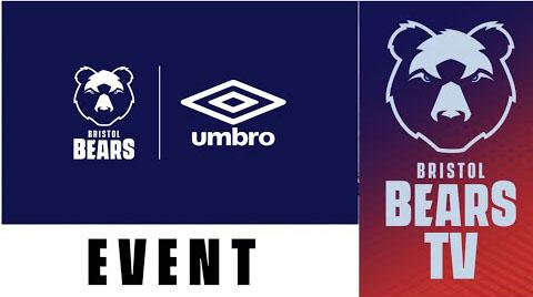 Bristol Bear anuncia colaboración con Umbro Suite